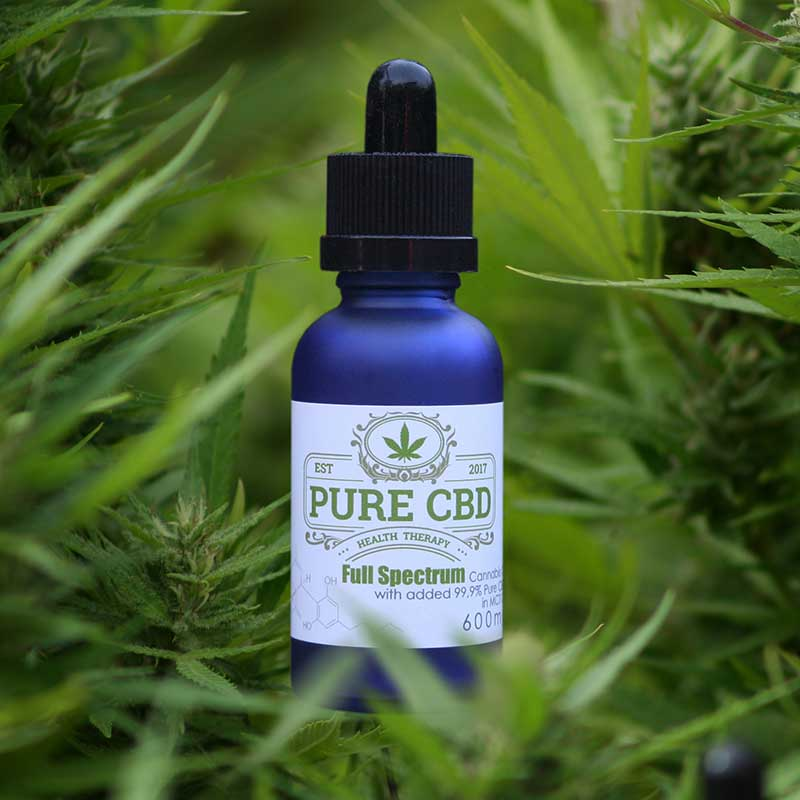 All That You Need To Know About The Full Spectrum CBD Oil
