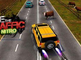 Methods To Play Race The Traffic Nitro Using Emulator On PC!!