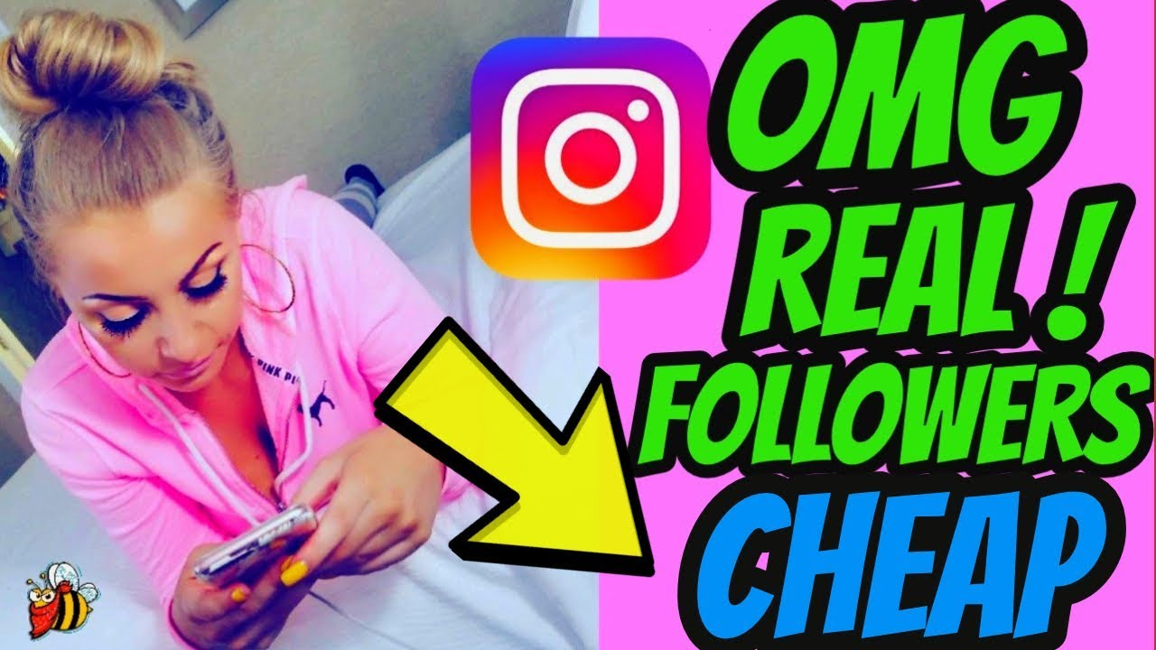 Before You Buy Instagram Followers, Keep These Points In Your Mind!
